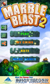 Marble Blast 2 v 1.0.3 (2012/Android 2.3+/Русский)